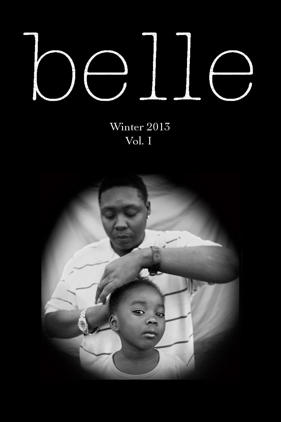 Belle Journal: Vol. I Cover